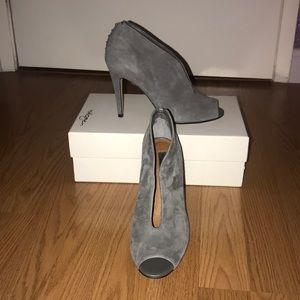 Halogen Grey Heels